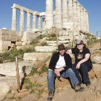 Temple of Poseidon, Sounion, Greece 2007